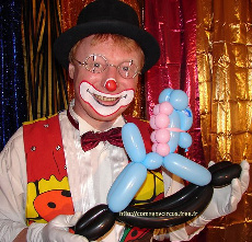 clown ballons