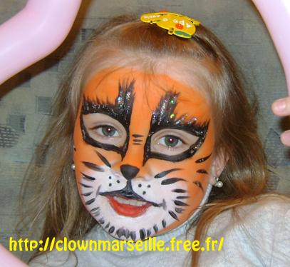 Maquillage enfants